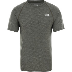 The North Face Actice Trail Jacquard Longsleeve Heren, new taupe green heather
